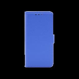 Apple iPhone 13 mini - Preklopna torbica (WLG) - modra