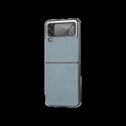 Samsung Galaxy Z Flip 3 5G - Okrasni pokrovček (81) - moder