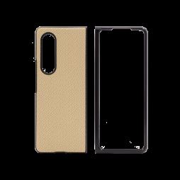 Samsung Galaxy Z Fold 3 5G - Okrasni pokrovček (81) - bež