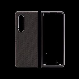 Samsung Galaxy Z Fold 3 5G - Okrasni pokrovček (81) - črn
