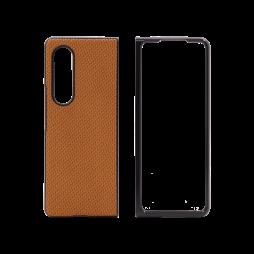 Samsung Galaxy Z Fold 3 5G - Okrasni pokrovček (81) - rjav