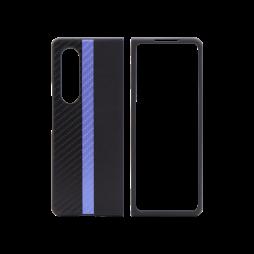 Samsung Galaxy Z Fold 3 5G- Okrasni pokrovček (82) - svetlo moder