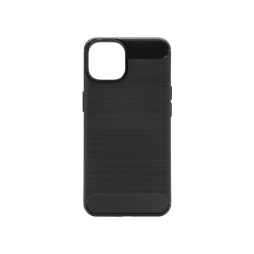 Apple iPhone 13 Pro - Gumiran ovitek (TPU) - črn A-Type