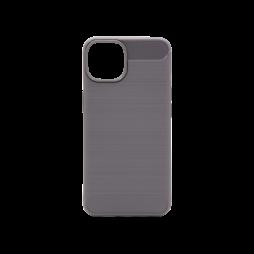 Apple iPhone 13 Pro - Gumiran ovitek (TPU) - siv A-Type