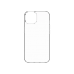 Apple iPhone 13 - Gumiran ovitek (TPU) - prosojno svetleč
