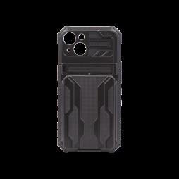 Apple iPhone 13 - Gumiran ovitek (ARM-05) - črn