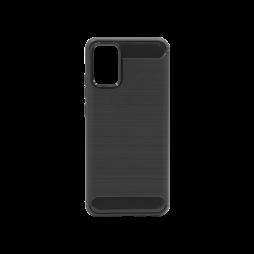 Samsung Galaxy A03s - Gumiran ovitek (TPU) - črn A-Type