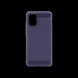 Samsung Galaxy A03s - Gumiran ovitek (TPU) - moder A-Type