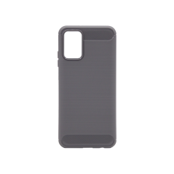 Samsung Galaxy A03s - Gumiran ovitek (TPU) - siv A-Type