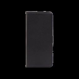 Realme 8 5G - Preklopna torbica (WLG) - črna