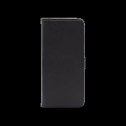 Realme C21 - Preklopna torbica (WLG) - črna