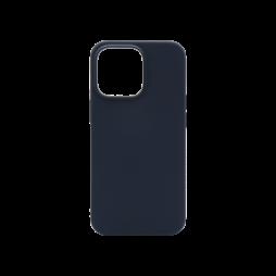 Apple iPhone 13 Pro - Silikonski ovitek (liquid silicone) - Soft - Midnight