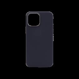 Apple iPhone 13 Pro Max - Silikonski ovitek (liquid silicone) - Soft - Midnight