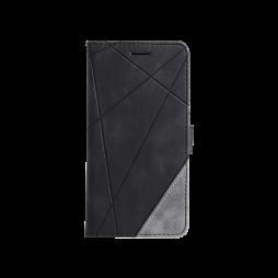 Samsung Galaxy A32 5G - Preklopna torbica (WLGO-Lines) - črna