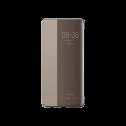 Huawei P30 - Preklopna torbica Original Huawei Smart View - khaki